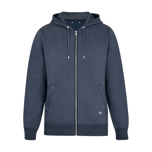 Travel Zip Up Hoodie