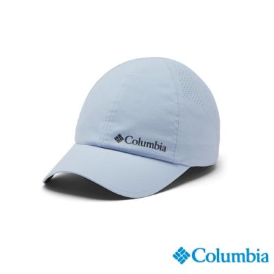 Columbia 哥倫比亞 中性 - UPF50 防潑快排棒球帽-藍色 UCU01290BL