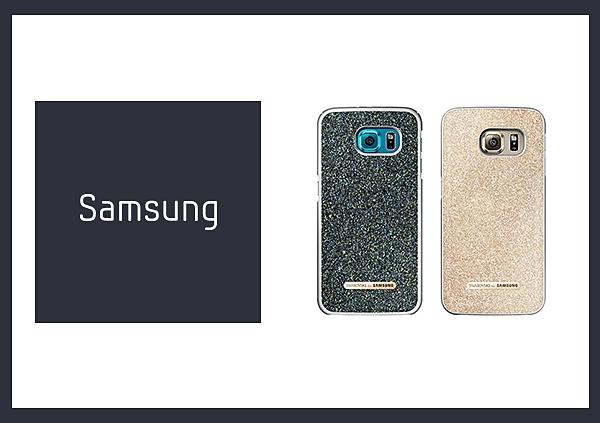 SAMSUNG GALAXY S6 Edge原廠璀璨銀河背蓋 (台灣代理商-盒裝)