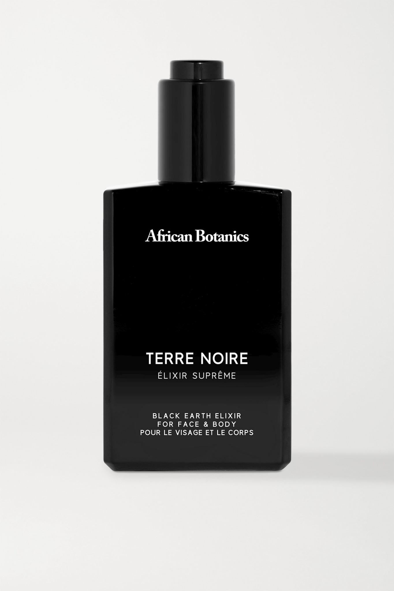 AFRICAN BOTANICS - Terre Noire Elixir Supreme, 100ml - one size