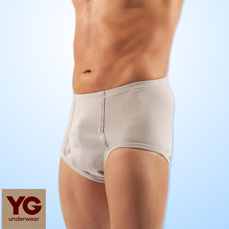 YG內衣-竹炭纖維三角褲