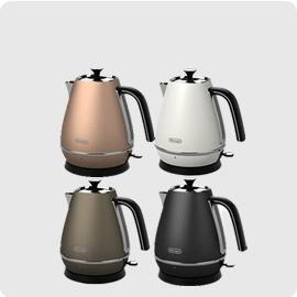 小倉家 迪朗奇 DeLonghi【KBI1200J】快煮壺 1L 空燒斷電 水位表 不銹鋼 電熱水壺