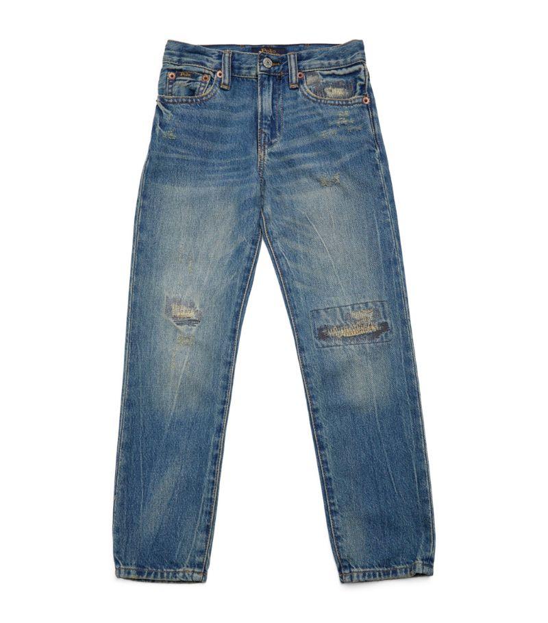 Ralph Lauren Kids Sullivan Slim Stretch Jeans (3-4 Years)