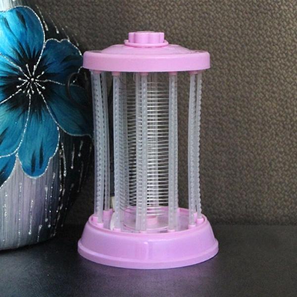led滅蚊燈家用無輻射靜音插電式捕蚊器室內嬰兒光觸媒驅蚊一掃光 【夏日新品】