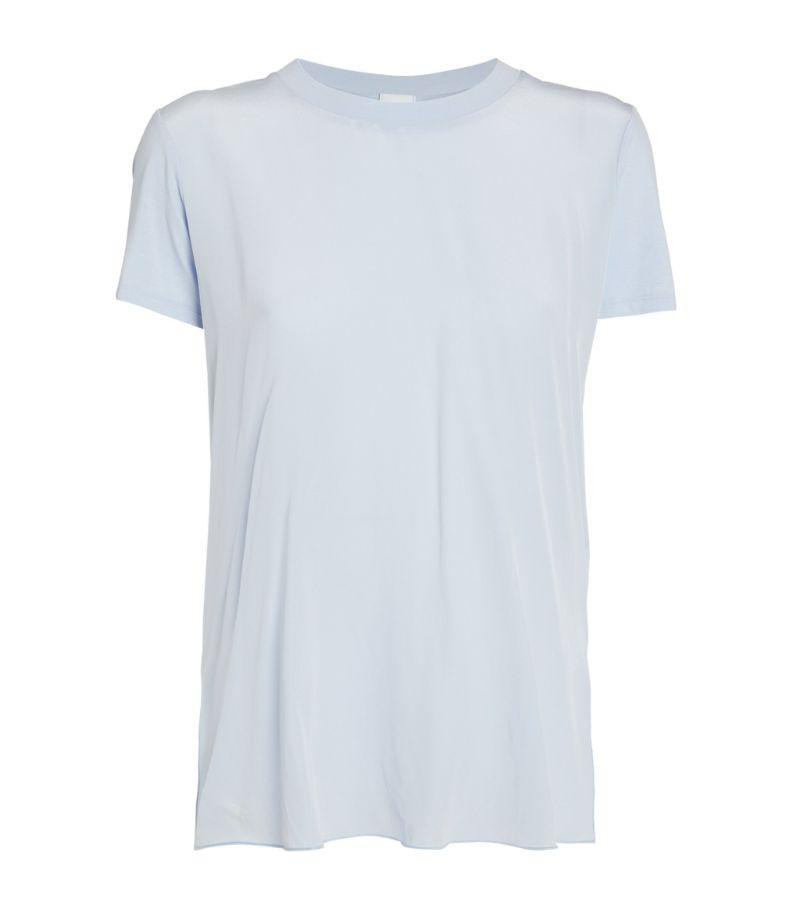 Max Mara Semi-Sheer Posato T-Shirt