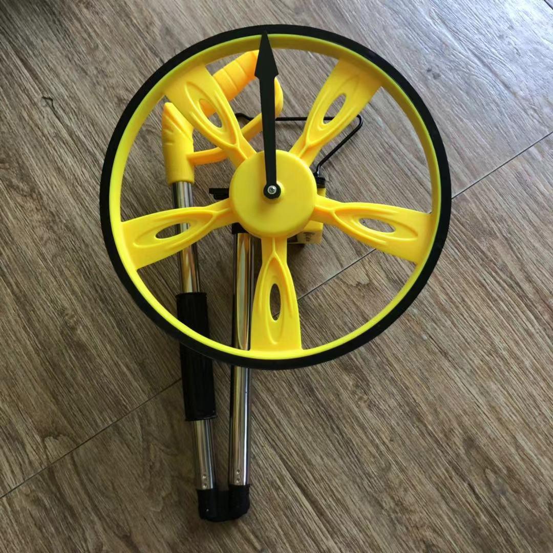 手持式機械測距輪數顯測量輪 輪式測距儀測距輪 尺