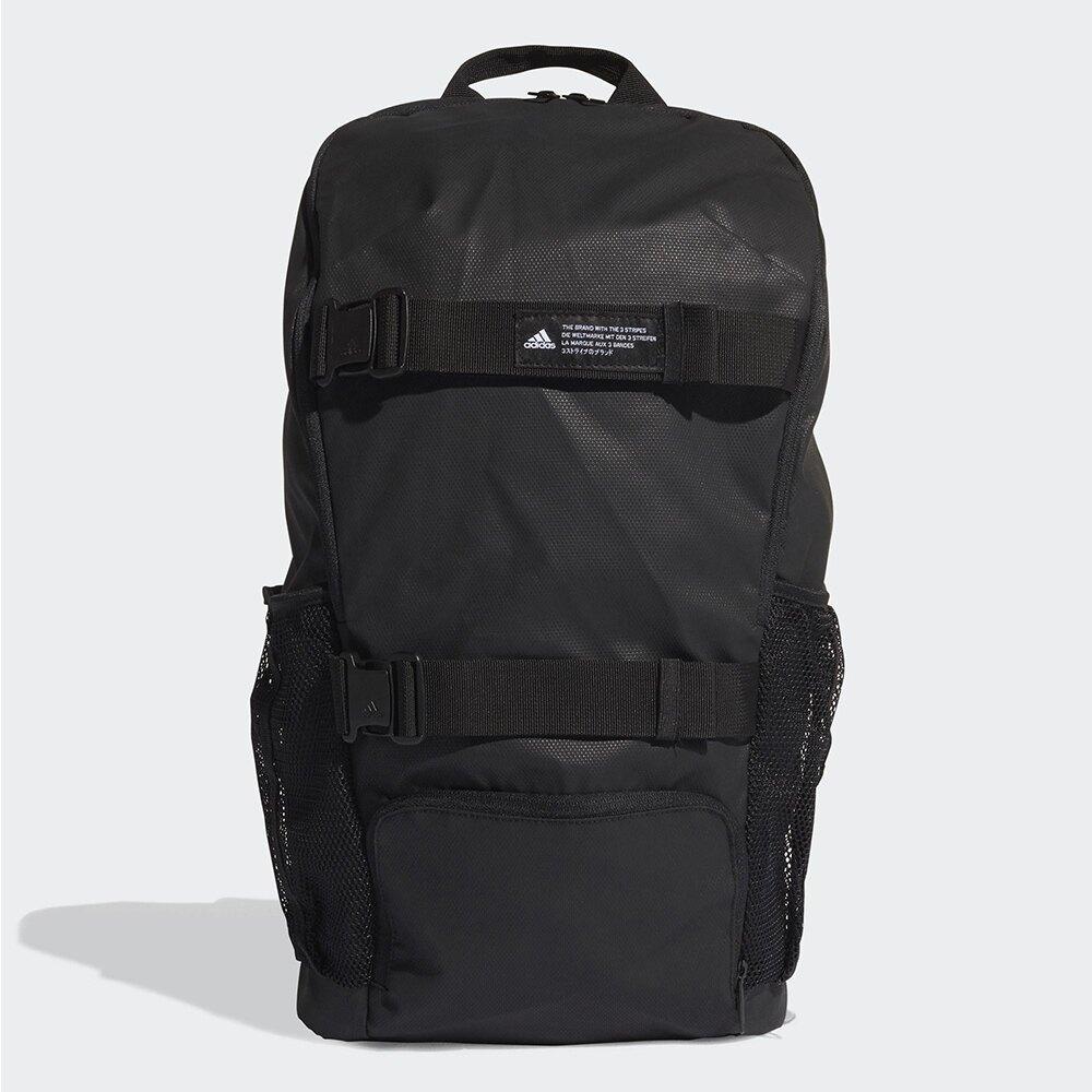 ADIDAS 4ATHLTS ID 後背包 筆電包 書包 大容量 背包 黑 FJ3924 21SS 【樂買網】