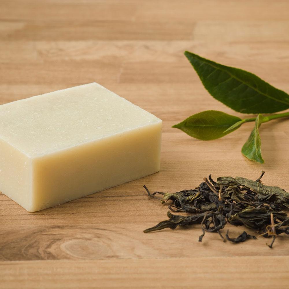 《愛盲》坪林包種茶馬賽皂130g
