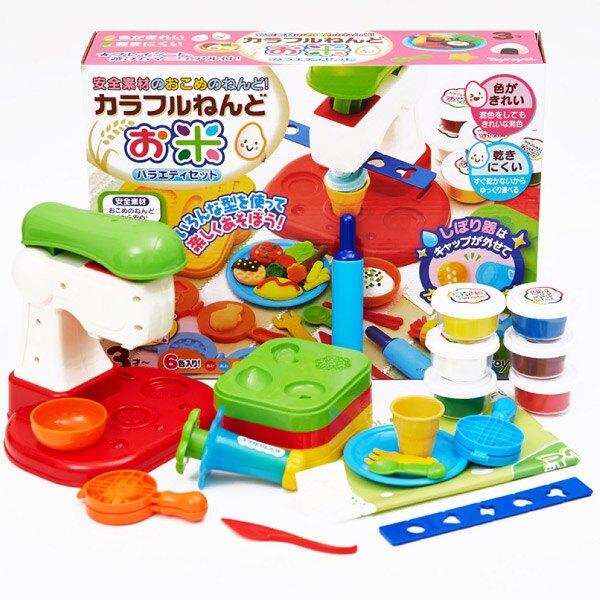 樂雅 米黏土系列-歡樂野餐組(3歲以上)