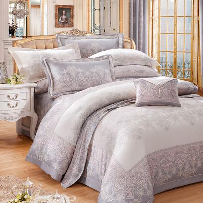 《奧斯汀品牌頂級天絲》聖多斯-兩用被床包四件組