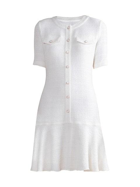 Sala Snap-Front Dress