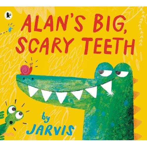 Alan's Big, Scary Teeth (平裝本)【三民網路書店】[79折]