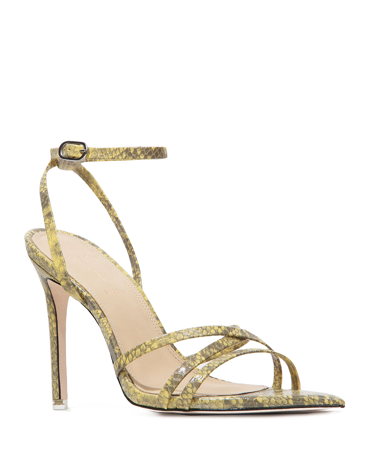 Kris Strappy Stiletto Sandals