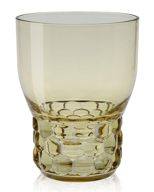 Jellies Small Shatterproof Drinking Glass, Set of 16