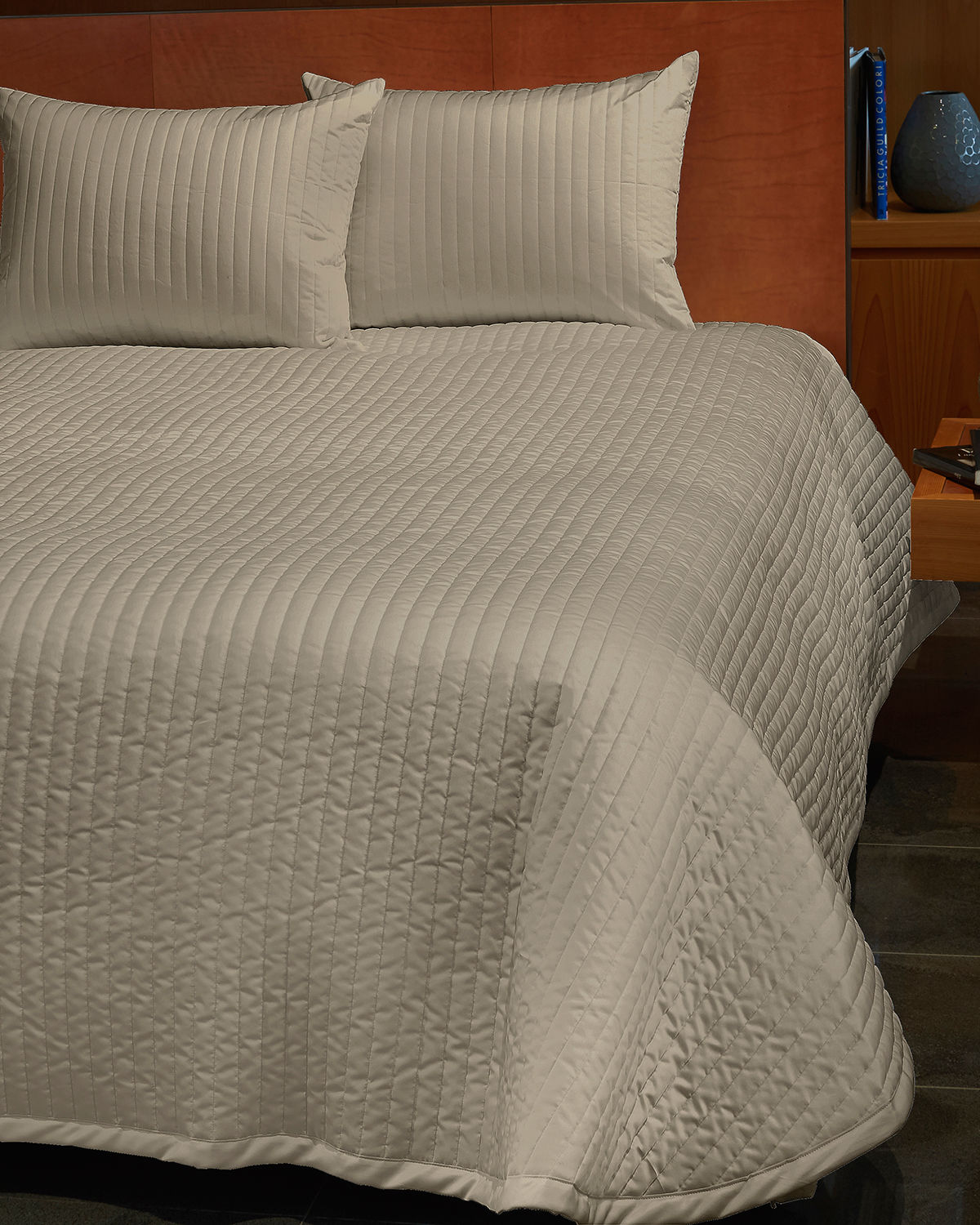 Siena King Quilted Coverlet