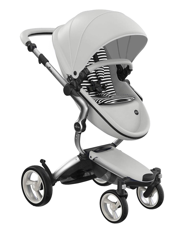 Xari Stroller w/ Starter Pack, Aluminum Chassis