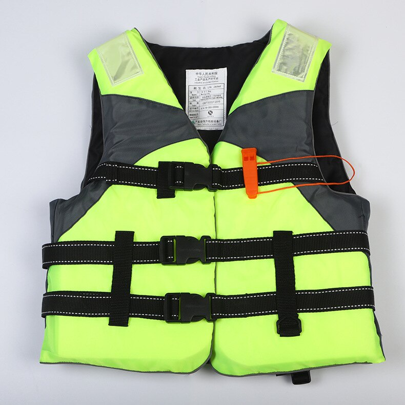 大浮力成人背心式游泳救生衣漂流釣魚船用救生衣雅馬哈救生衣