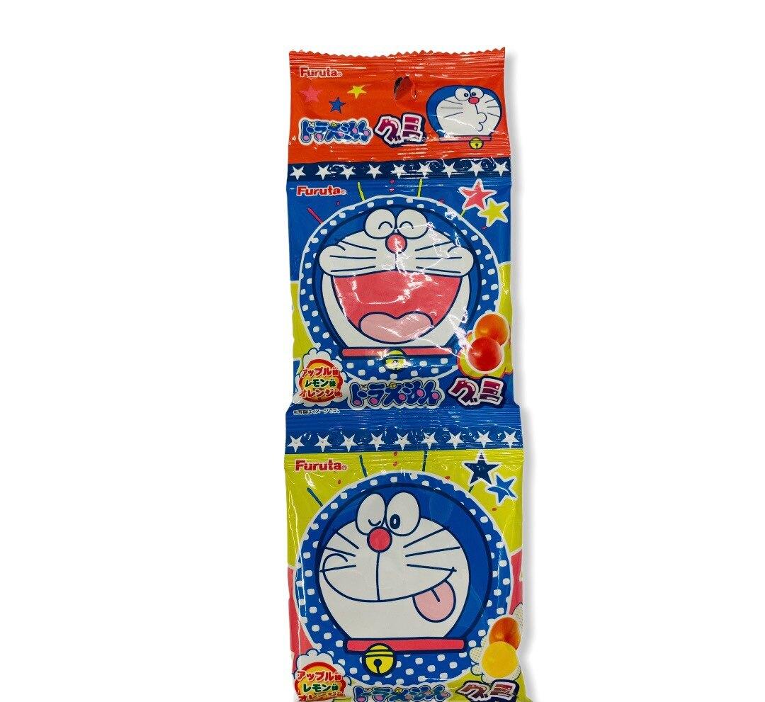 Furuta 多拉A夢軟糖 4連袋