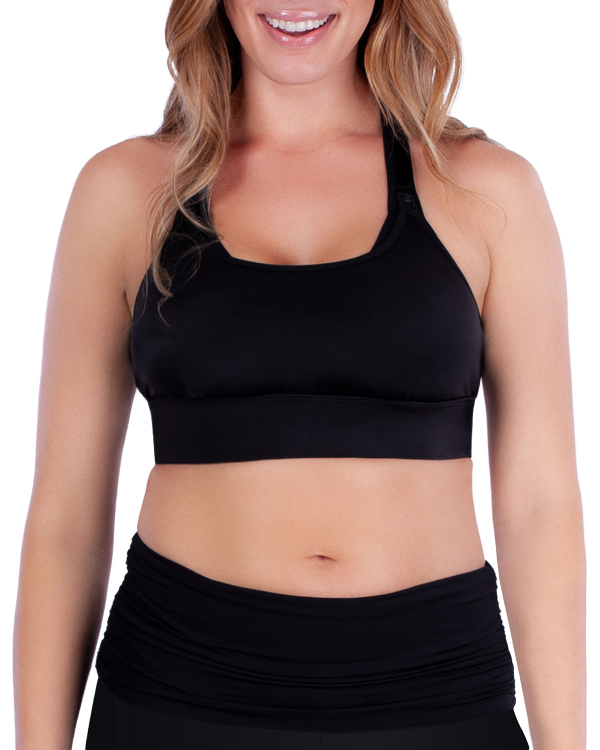 Maternity Nursing Sports Bra