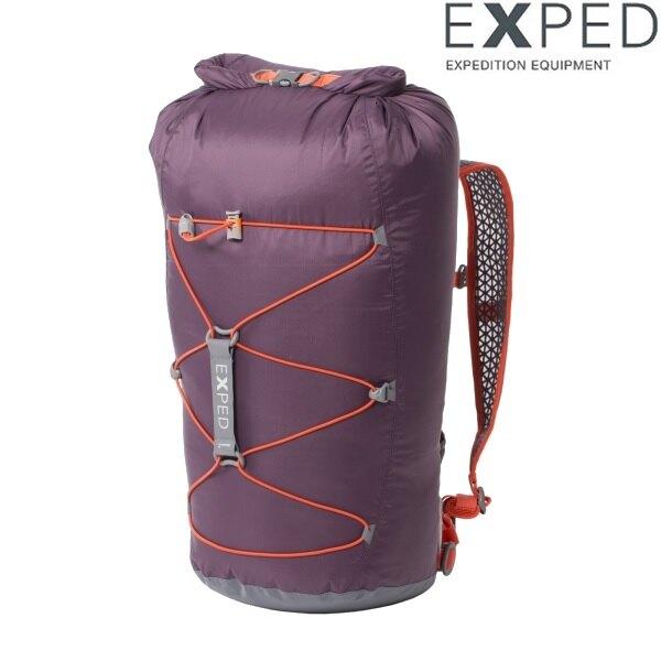 Exped Cloudburst 25L 輕量防水背包/防水袋/攻頂包 99372 深紫色