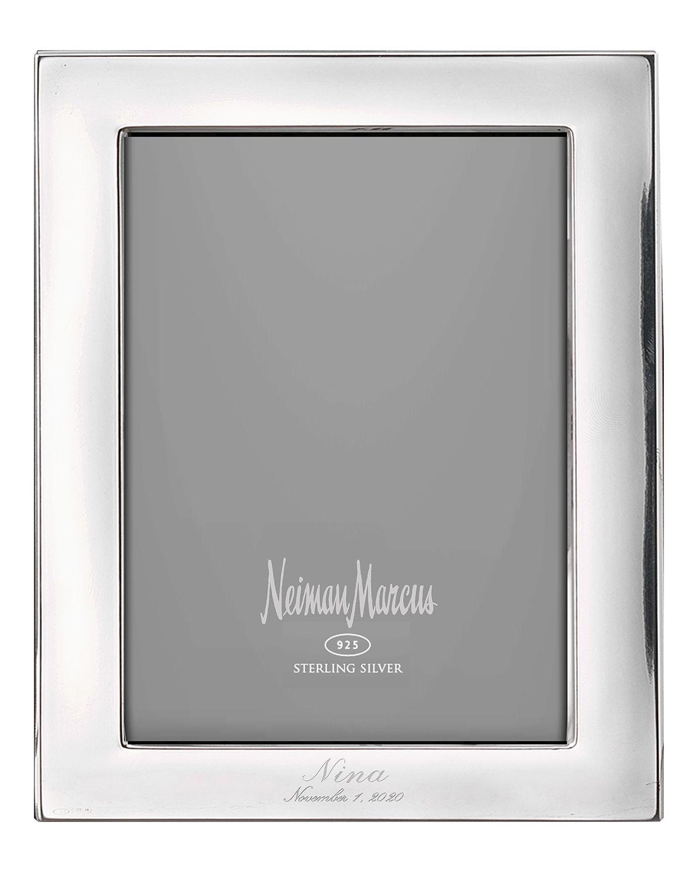 """Tiffany Plain Personalized Frame, 4"""" x 6"""""""