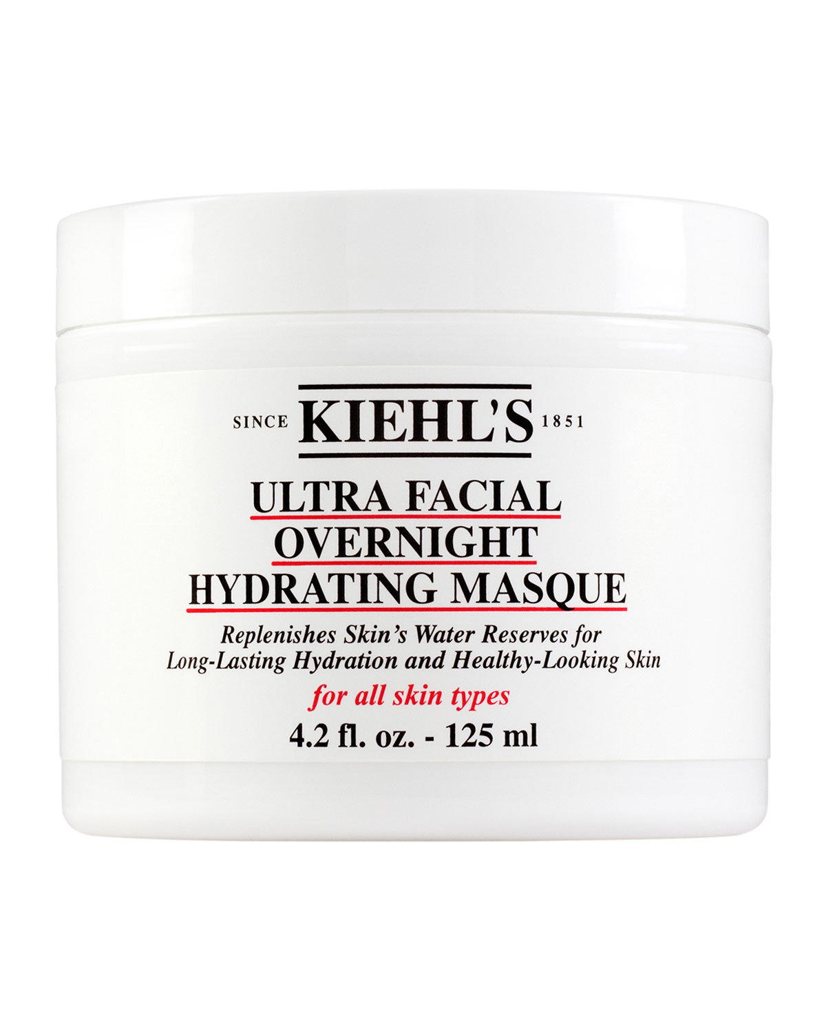 4.2 oz. Ultra Facial Overnight Hydrating Mask