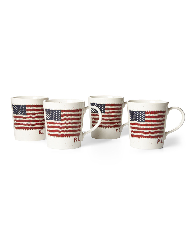 Bradfield Mugs, Set of 4