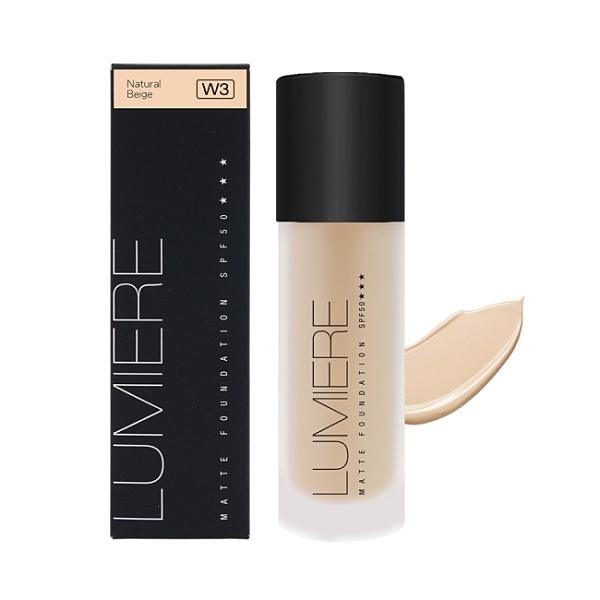 Solone專屬訂製輕粉底W3裸米膚