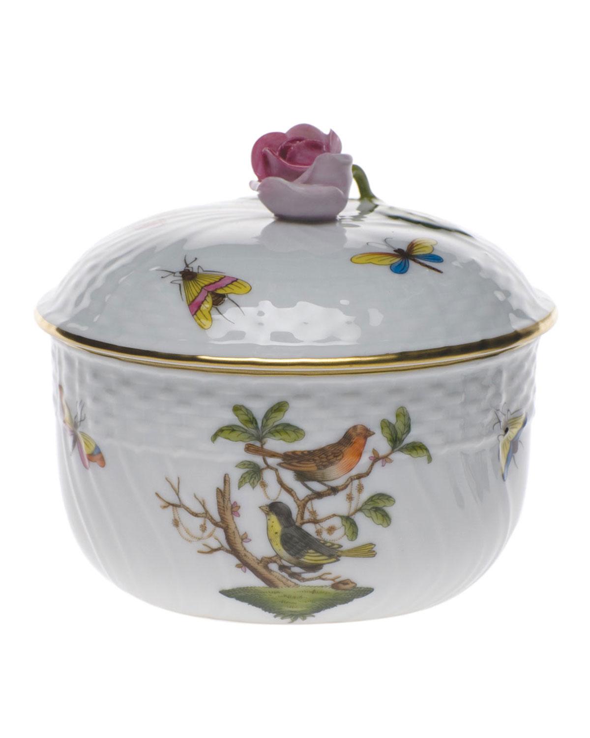 Rothschild Covered Sugar Bowl