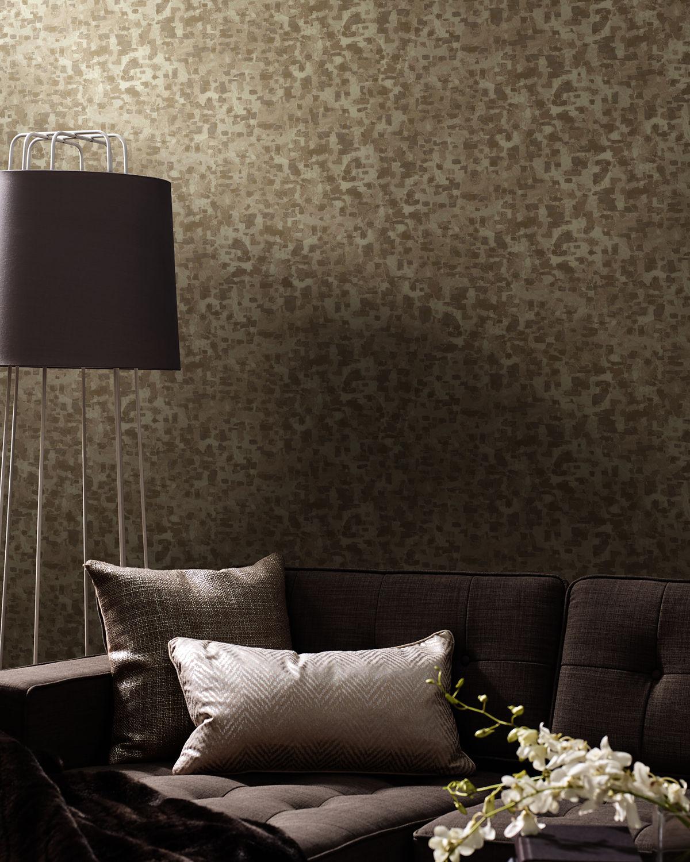 Sumi-E Brushstrokes Wallpaper Sample