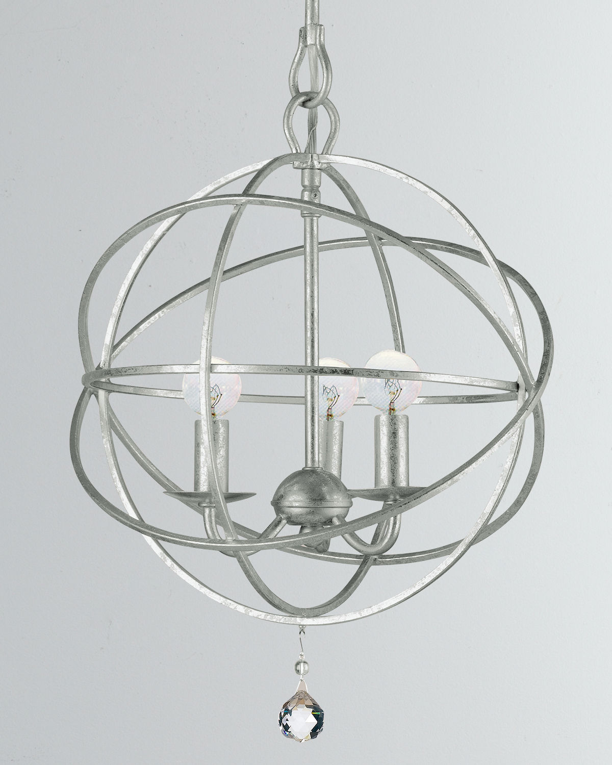 Solaris 3-Light Mini Chandelier