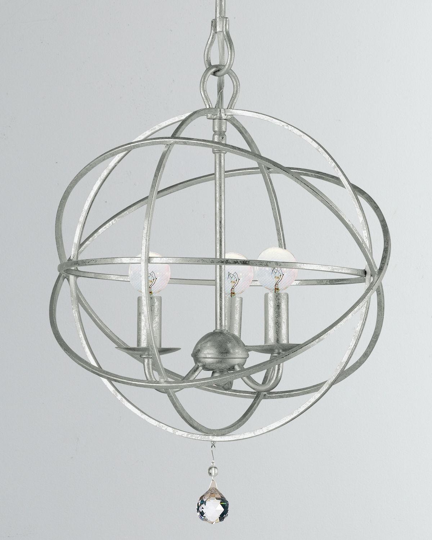 Solaris 3-Light Mini Chandelier