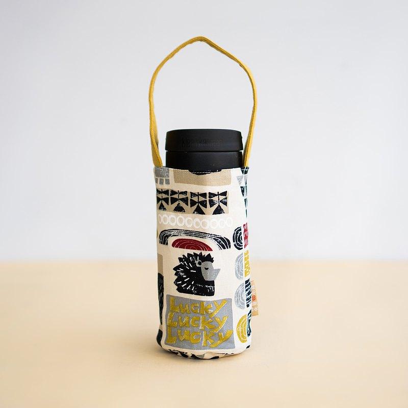 最佳生日禮物   飲料袋   Lucky動物團