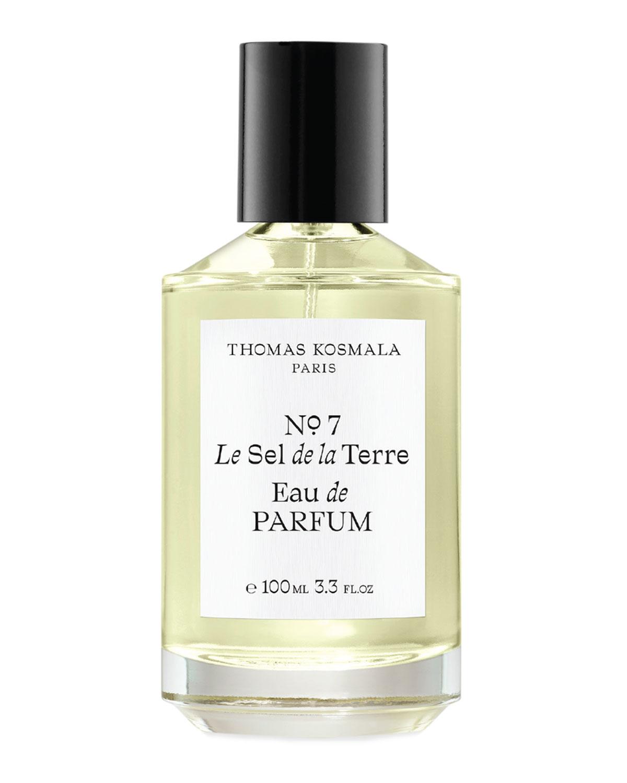 No. 7 Le Sel de la Terre Eau de Parfum, 3.3 oz./ 100 mL