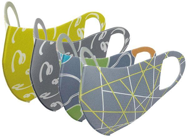 Prodigy 波特鉅~舒適美3D透氣防曬抗菌口罩(1入) 款式可選 【DS000405】成人口罩