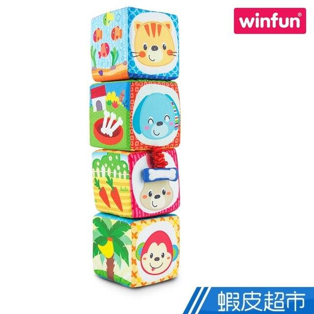 WinFun 6合1認知遊戲布骰子/疊疊樂