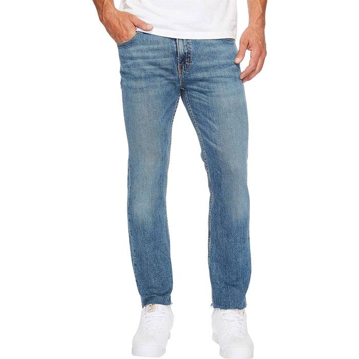 LEVI'S / LEVIS - 510 Slim Fit Cut Off Jean 248760002 緊身窄管 牛仔長褲 (淺藍)