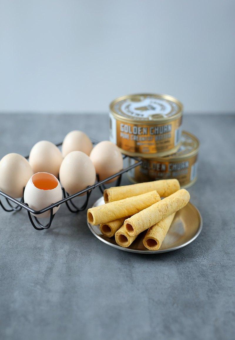 經典黃金蛋卷 (禮罐裝)