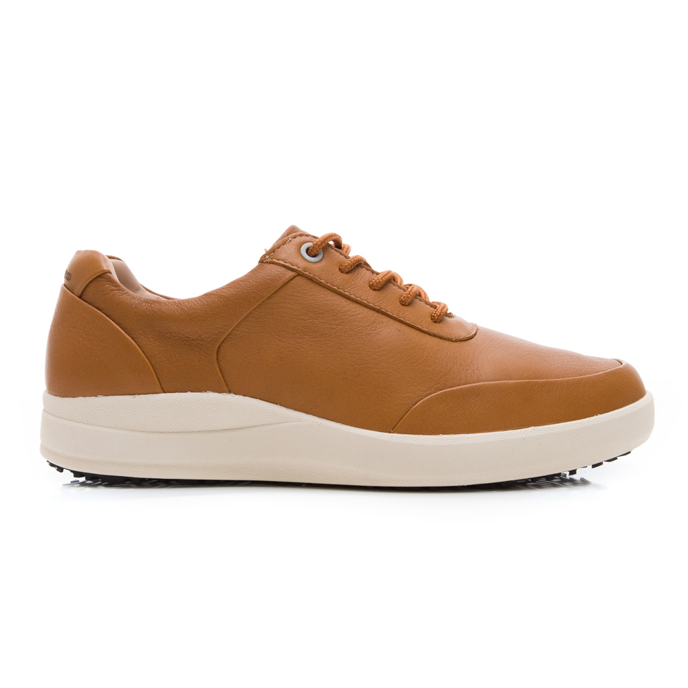 生活防水 安底防滑休閒鞋(男224015501)