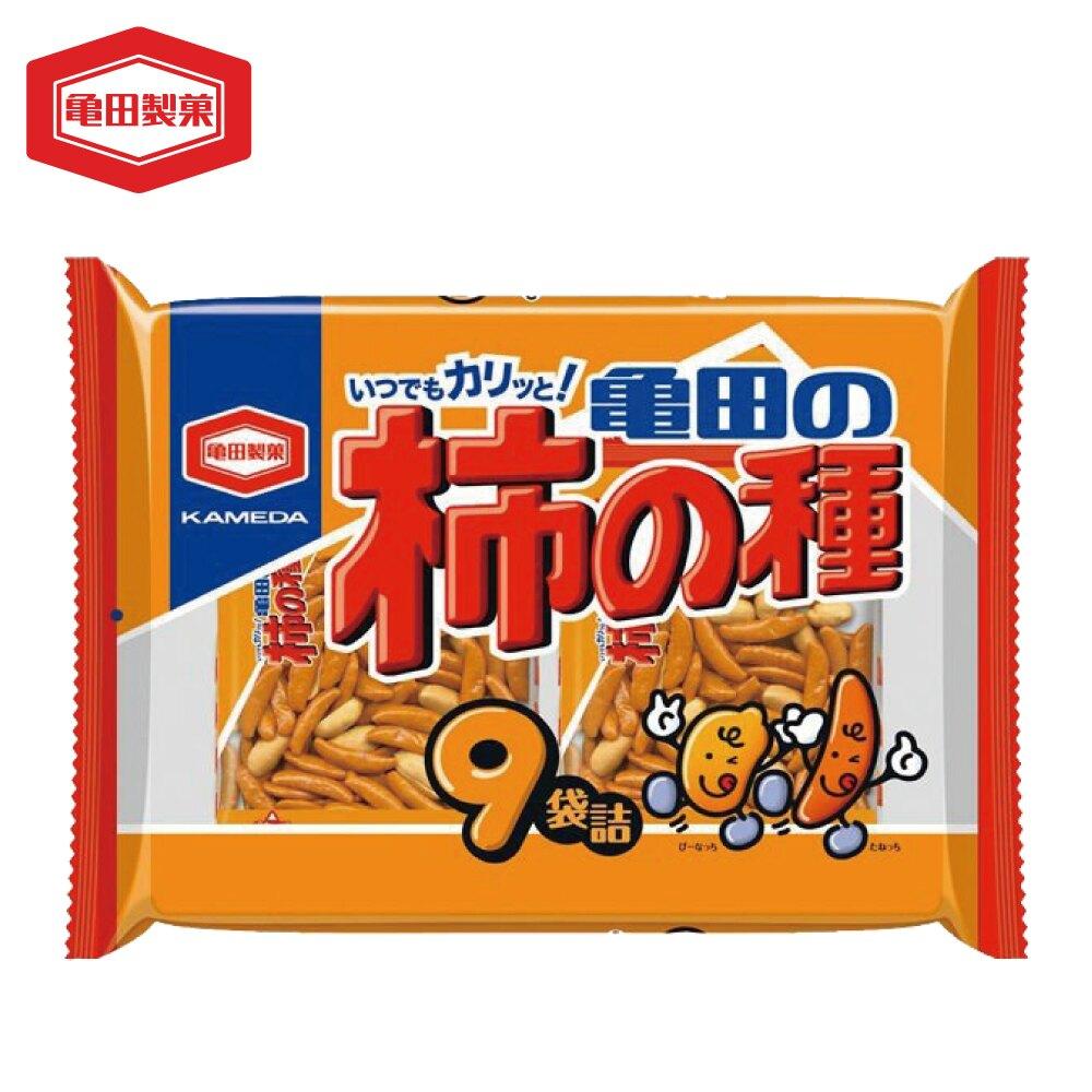 日本-亀田柿種米果-265g包