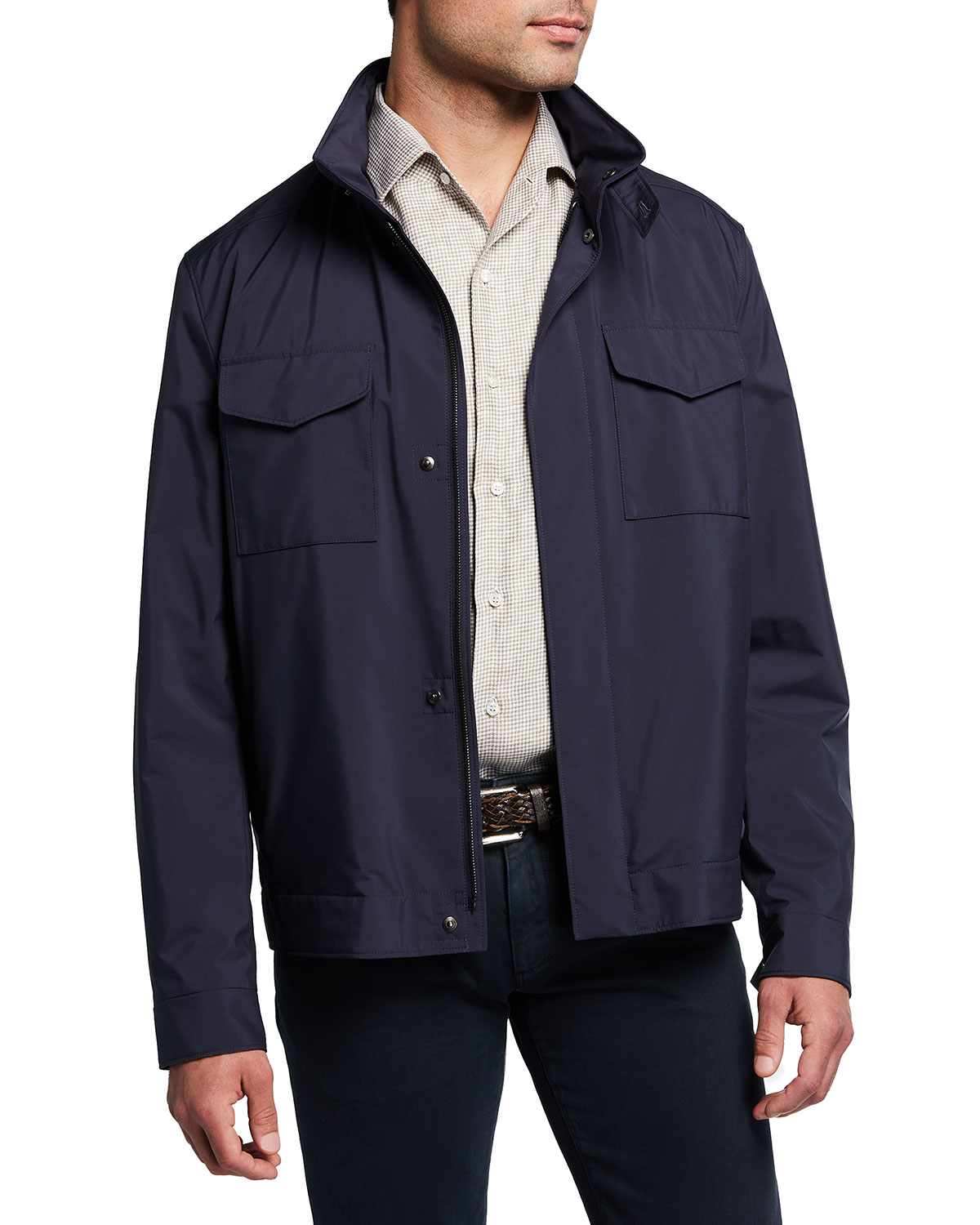 Men's Windmate Traveler Bomber Jacket