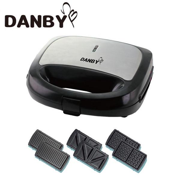 【丹比DANBY】 可換盤三合一點心機 DB-301WM