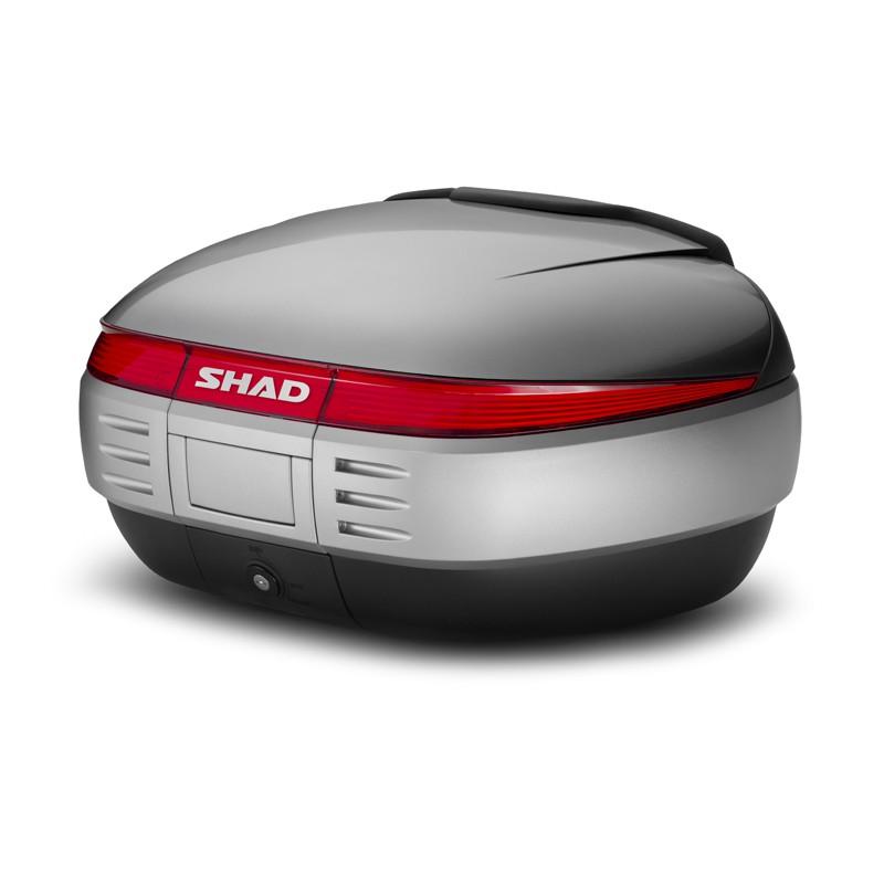 【老虎摩配】 西班牙 SHAD SH-50 摩托車後行李箱 漢堡箱 有顏色上蓋需另購