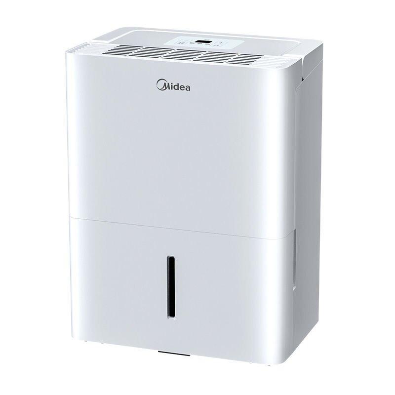 除濕機 美的除濕機12升家用抽濕干衣機臥室地下室靜音吸潮 CF12BD/N7-DN