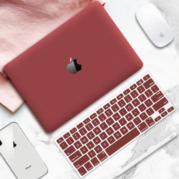 夏日時光--蘋果微磨砂保護殼mac booke Air 13.3 筆電保護套