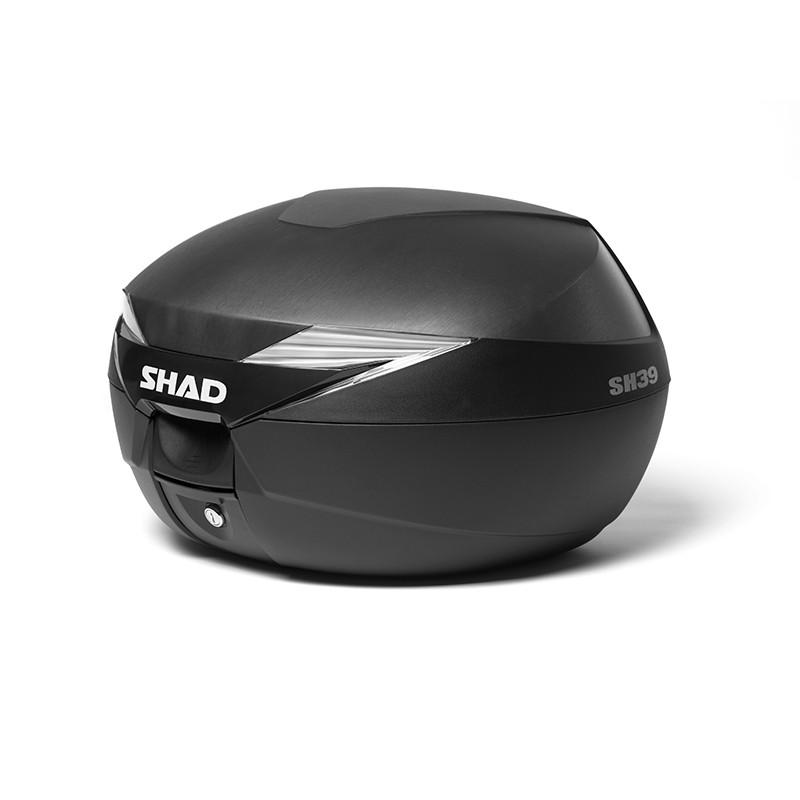 【老虎摩配】 摩斯達公司貨 SHAD 夏德 SH39 摩托車後行李箱 漢堡箱