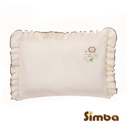 小獅王辛巴 有機棉荷葉枕
