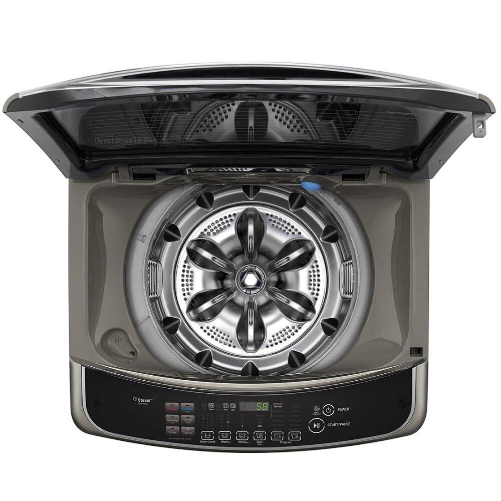 LG 樂金 16公斤 DD直立式 變頻洗衣機 WT-SD169HVG (不銹鋼色)
