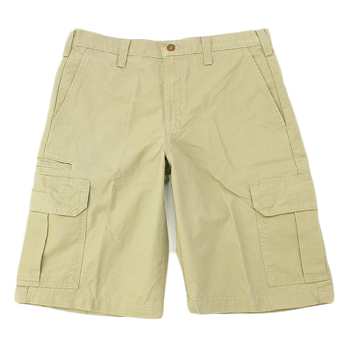 【DICKIES】DR251 11吋 中低腰直筒六袋 斜紋布 工作短褲 (RDS卡其)