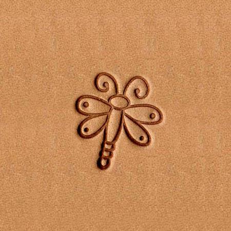 IVAN 迷你立體壓花模-蜻蜓8834-00